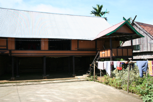 Rumah Tuo (old house)