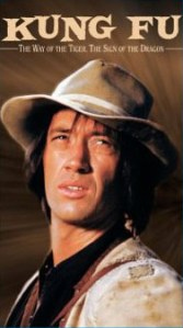David Carradine in the Popular American TV Series: Kung Fu