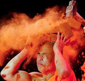 Shaolin Priest Martial Arts Demonstration