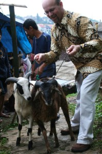 Goats Purchased on Idul Adha