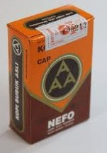 250 gram (8.82 oz.) box of Kopi AAACosts Rp22.000 ($2.27 USD).