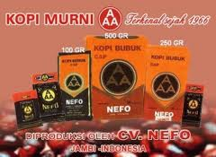 Package varieties of Kopi AAA.