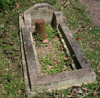 The Sacred Grave of Panglima Hitam (wife)