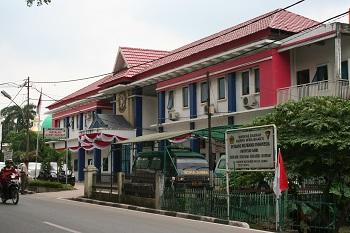 Police Hospital in Jambi Rumah Sakit Bhayangkara